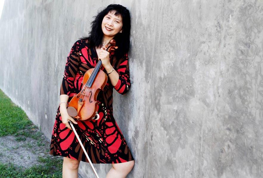 Mei Mei Luo Violinist