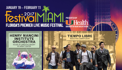 FLORIDA'S PREMIER LIVE MUSIC FESTIVAL IS BACK!,  University of Miami