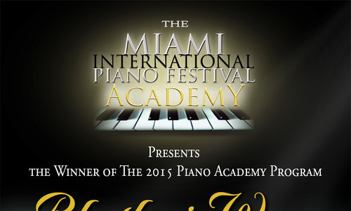 classical piano, piano festival, Music Club of Hollywood, free, Anne Kolb Nature Center
