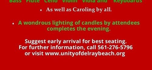 candles , violin, keyboards, flute, viola, soprano, tenor, alto, Christmas