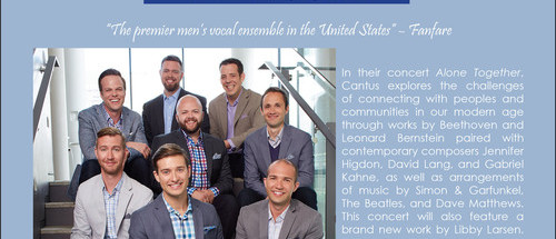 Cantus at St. Mark's