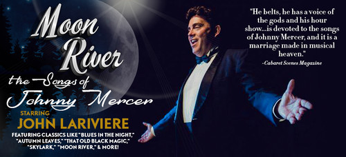 cabaret, jazz, music, john lariviere, johnny mercer, piano, phil hinton, delray beach playhouse