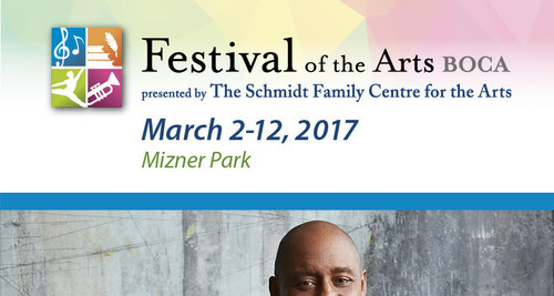 Festival of the Arts BOCA  March 2-12 Mizner Park, Boca Raton