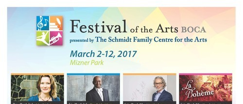 Festival of the Arts BOCA  March 2 - 12