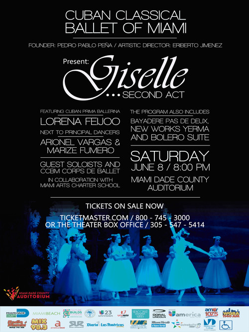 Cuban Classical Ballet of Miami / Giselle II Act