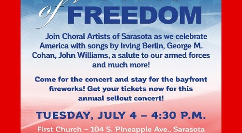 Patriotic, Independence Day, Concert