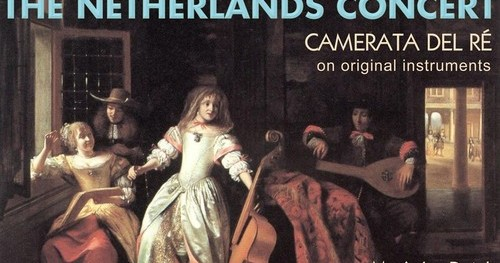 Aug 24:  The Netherlands Concert Camerata del Ré - Delray Beach