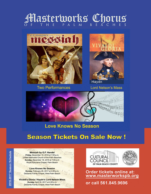 Masterworks Chorus of the Palm Beaches