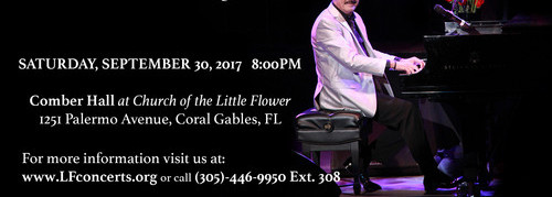 Piano; Steinway; Little Flower; Coral Gables; Raul DiBlasio;