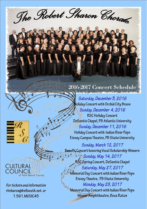 The Robert Sharon Chorale