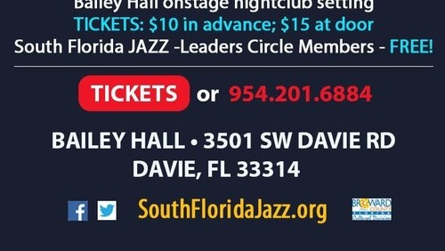 jazz, brecker, broward
