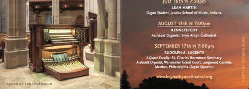 vespers, organ, recital, cathedral, sunset
