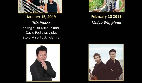 Trinity Concert Series 2018-2019 Season Trinity Lutheran Church, Ft. Lauderdale