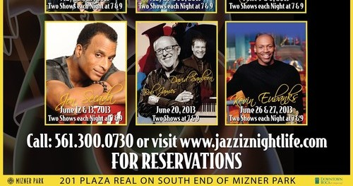 May 22 and 23:  Yellowjackets Jazziz Nightlife, Boca Raton
