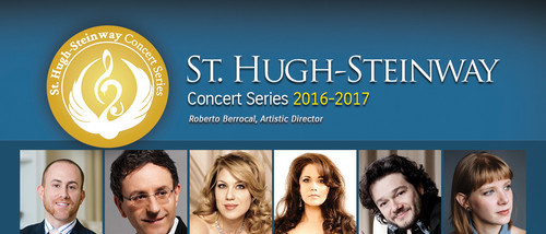 St. Hugh-Steinway Concert Series 2016-2017 Roberto Berrocal, Piano; Pierre Vallet, Conductor St. Hugh Church - Miami