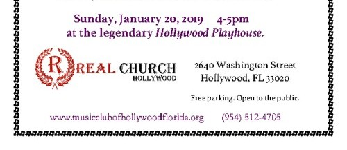 Music Club of Hollywood, big band, swing band