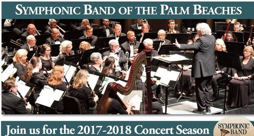 Symphonic Band, Light Classical, Broadway Show tunes, Marches, Americana With Pianist David Crohan