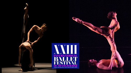 International Ballet Festival of Miami 2018 Contemporary Performance, Saturday, August 11, 8:00 pm