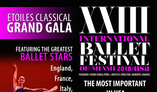 International Ballet Festival of Miami/ 2018 Etoiles Classical Gala