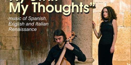 Oct 21:  Fly Swift My Thoughts Cantar Alla Viola - New York Oct 21:  Fly Swift My Thoughts Cantar Alla Viola - Evenings of Chamber Music Saint Peter's, Manhattan, NYC