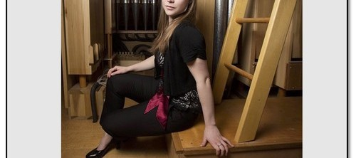 Organ Recital - Katelyn Emerson, Sat 1st Oct at 5pm