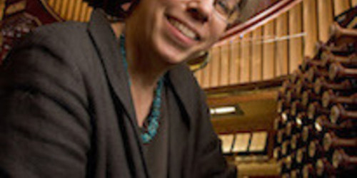 organ, recital, Gail Archer, concert, altoona, Pennsylvania