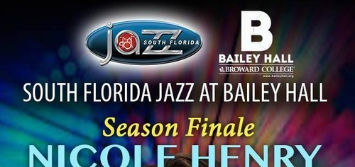 jazz, nicole henry, bailey hall