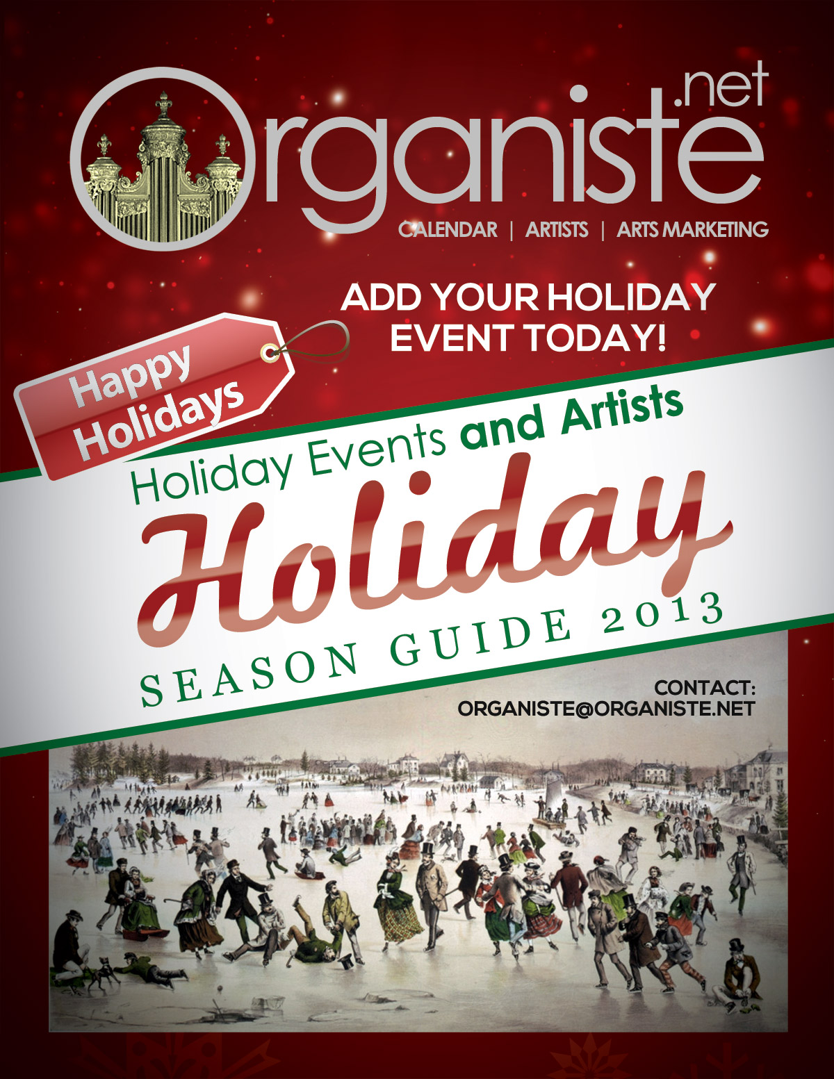 Organiste Holiday Guide 2013 Happy Holidays from the Music ...