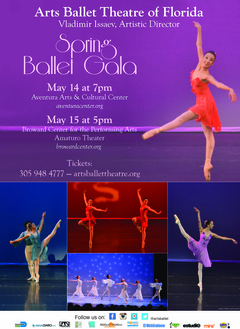 Arts Ballet Theatre of Florida concludes it's season with the