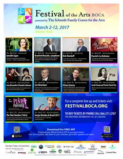 Festival of the Arts BOCA 2017