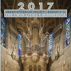 Organ Historical Society August 5 - 11 Minnesota