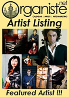 Organiste Featured Artists