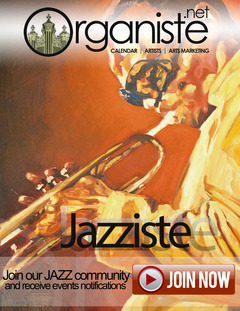 Jazz events emarketing and calendar