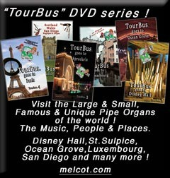 """TourBus"" DVD series!"
